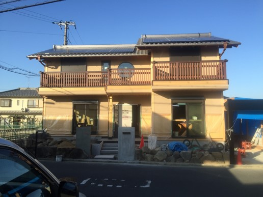 会長ブログ170206_新和泉の家完成_1