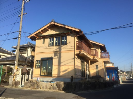 会長ブログ170206_新和泉の家完成_2