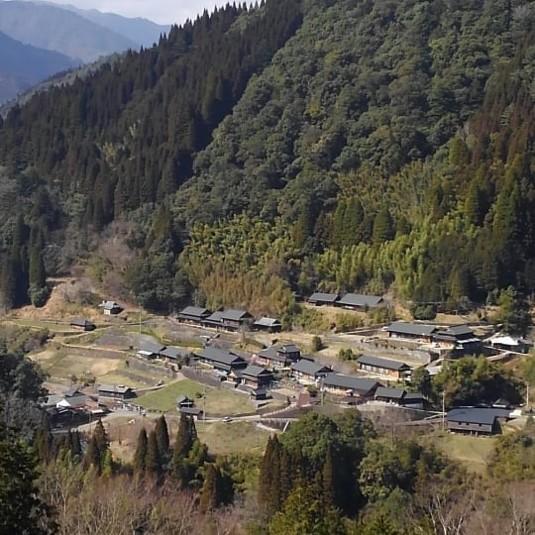図1椎葉村