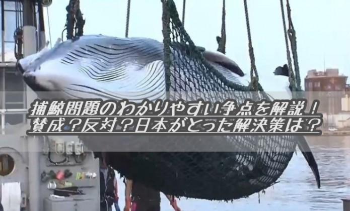 捕鯨初水揚げ
